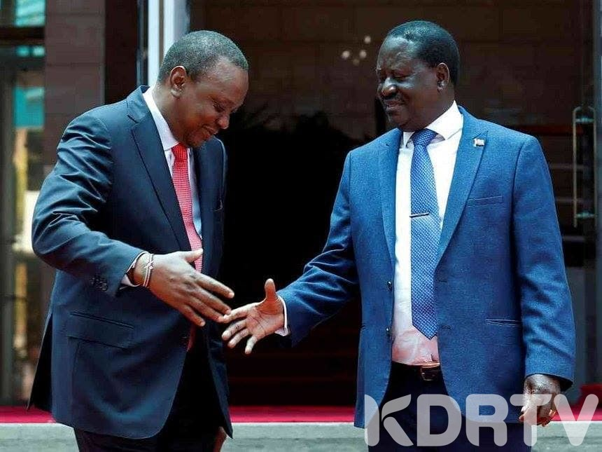 Uhuru To Dump Raila After Using Him David Ndii. PHOTO STANDARD