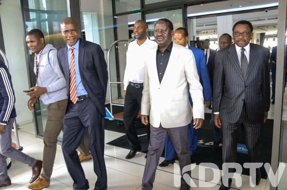 Leaders emerge from RAO's office