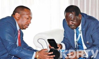Sonko and Raila