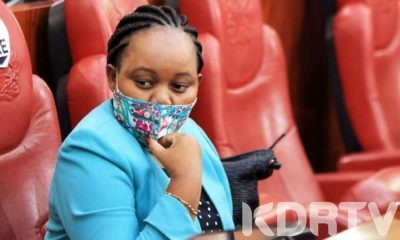 Anne Waiguru Tables Proof Of Disputed Foreign Trip
