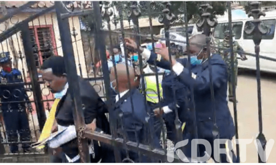 Ugly Scene As Ngilus Lawyer Forcefully Kicked Out Kitui County Assembly Offices 1