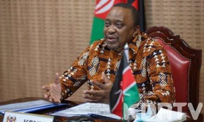 President Uhuru Hails Africa For COVID 19 Preparedness Says Is Best