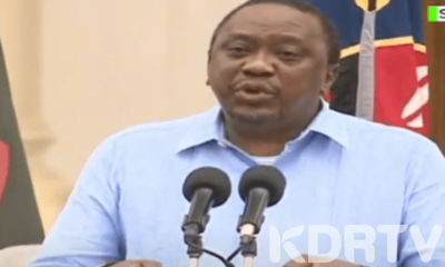 President Uhuru Kenyatta Declines To Lock Country Closes Restaurants Bars