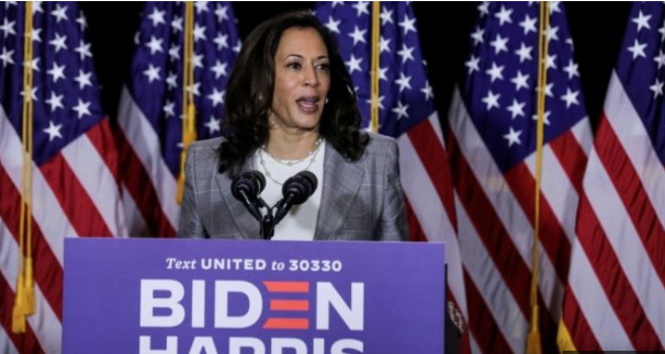 Trump questions Ms. Harris Kamala eligibility